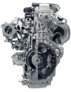 Двигатель и Система выхлопа