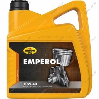 33216 KROON OIL Масло моторное Kroon Oil Emperol 10W-40 (4 л)