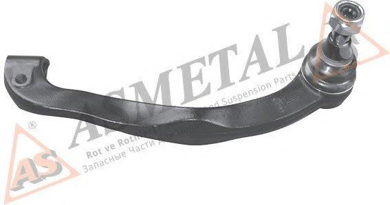 Наконечник тяги рулевой ASMETAL 17VW4501