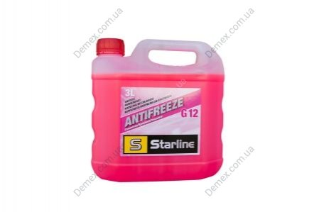 Антифриз STARLINE NA G12-3