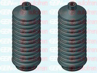 Пыльник рулевой рейки (2 пыльника в комплекте)