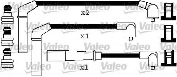 Высоковольтные провода VALEO 346443
