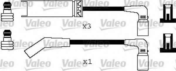 Высоковольтные провода VALEO 346355