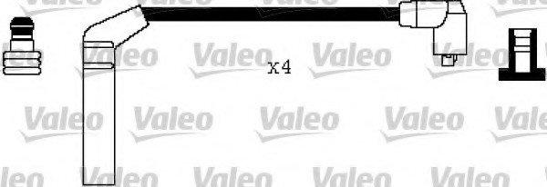 Высоковольтные провода VALEO 346354