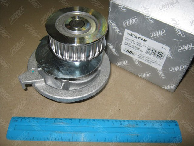 Насос водяной OPEL VECTRA A, OMEGA A 88-95, ASTRA F 91-98  1,8L 2,0L (