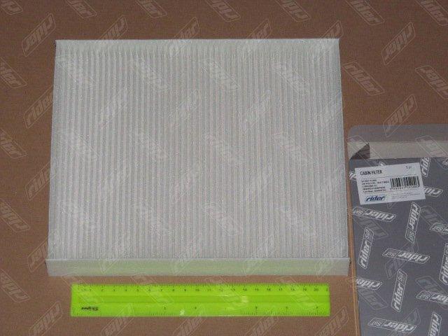 Фильтр салона NISSAN ALMERA CLASSIC 06-,  X-TRAIL  02-07 (RIDER)