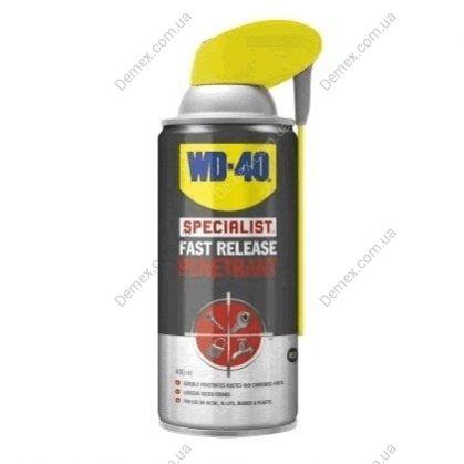 Смазка WD-40 SPECIALIST Быстродействующая проникающая смазка  200 мл