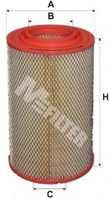 Фильтр воздушный FIAT DUCATO (TRUCK) (пр-во M-filter)