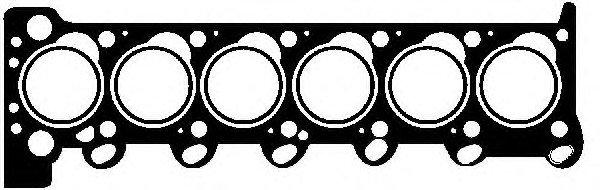 Прокладка головки блоку циліндрів BMW E30,E28,E34 2,4D 85-95 Victor Re